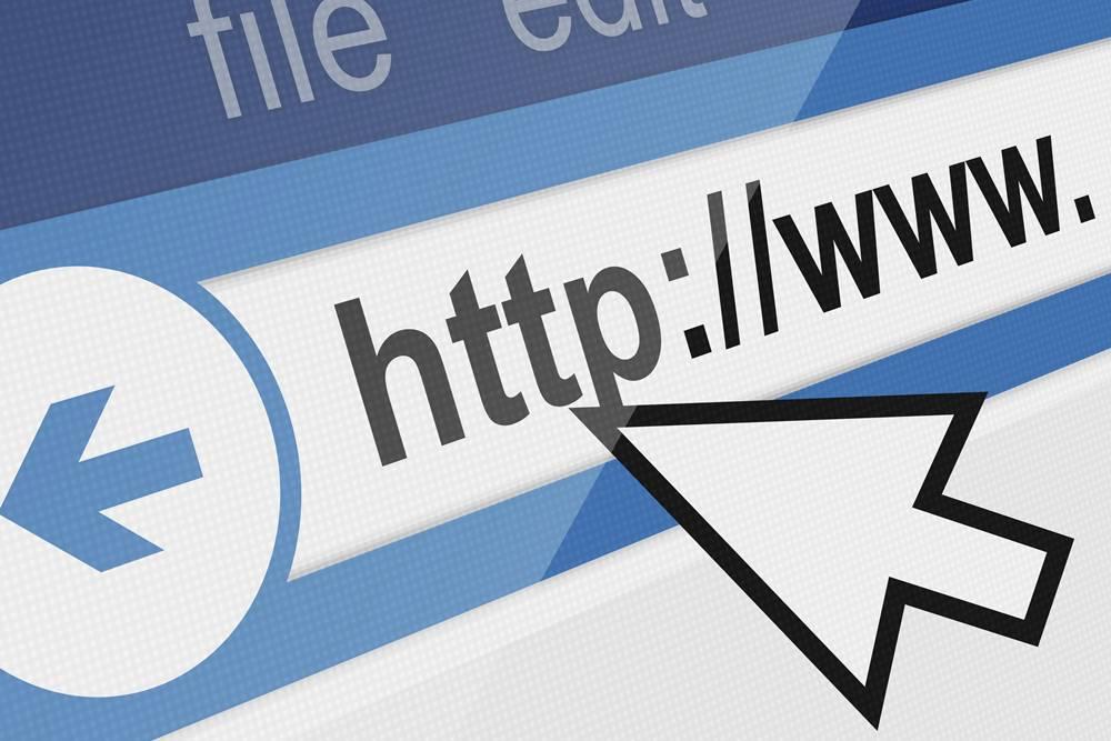 Web page access